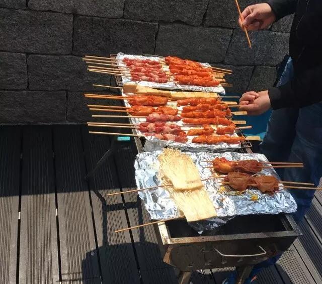 蘇州農家樂燒烤宴會
